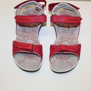 All Rounder Mephisto Red Women 11 Sport sandals